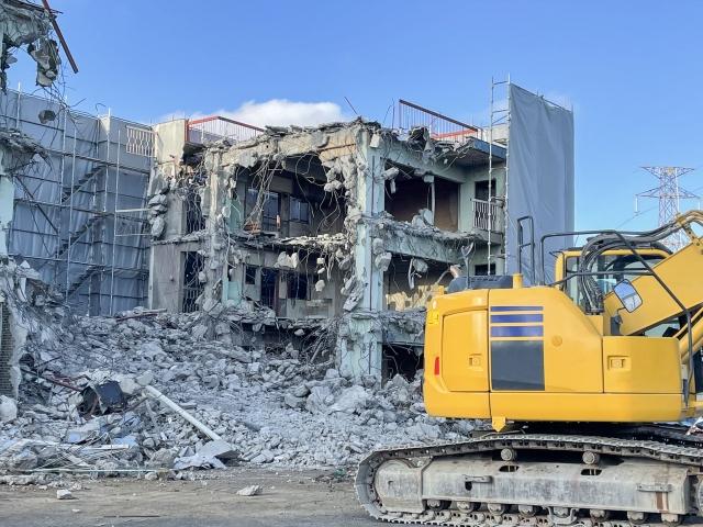 戸建・アパート・マンション・工場・店舗解体